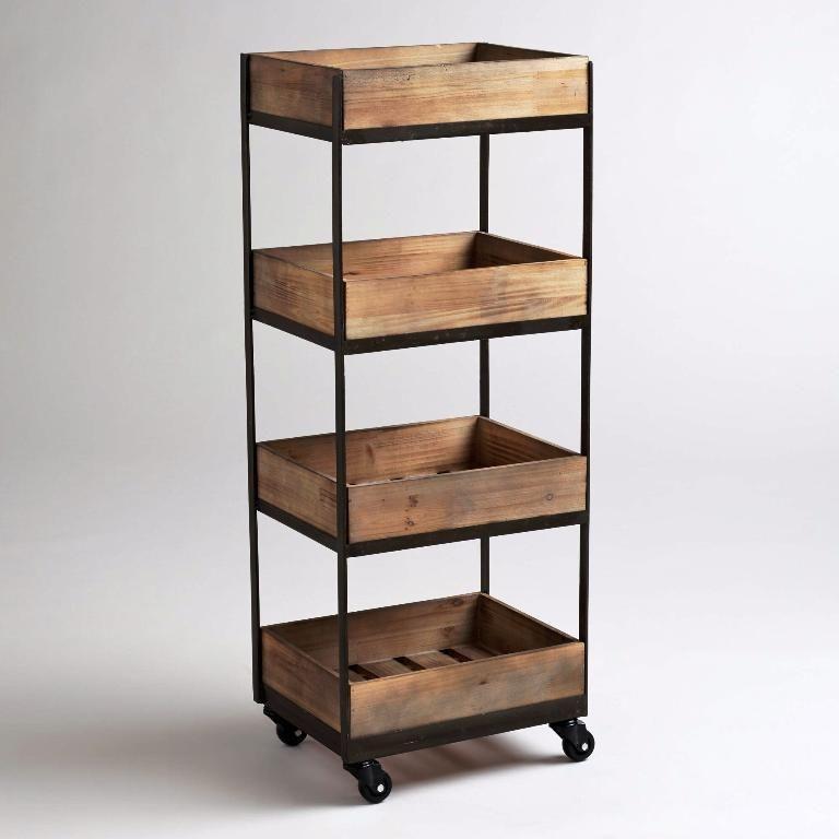 IKEA Rolling Storage Cart ... | Bunlar yiymi | Pinterest ...