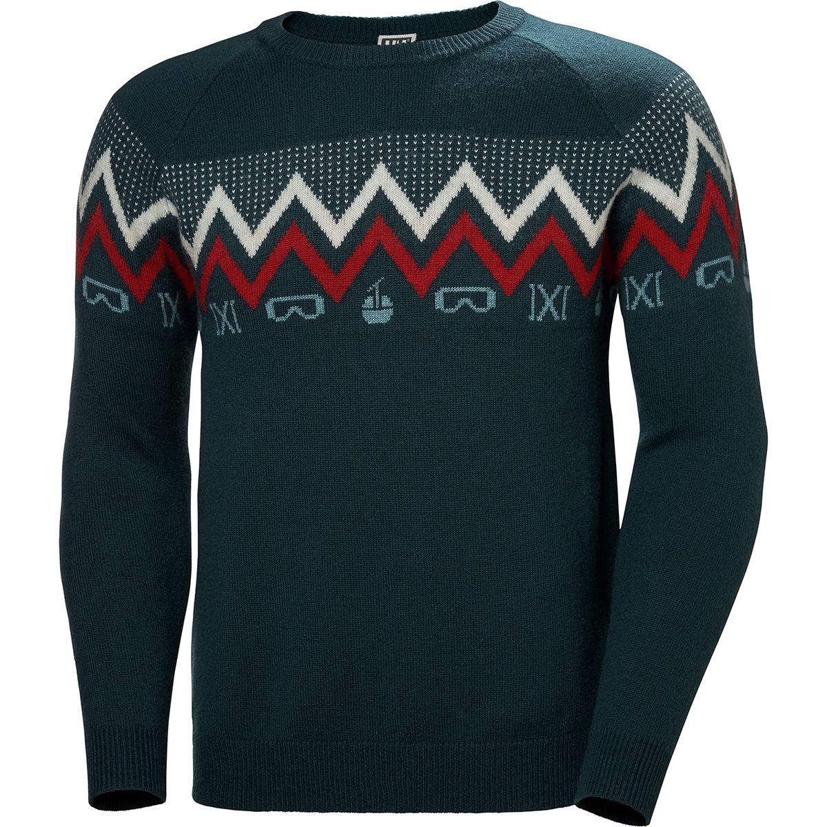 Photo of Wool Knit Sweater – Men's