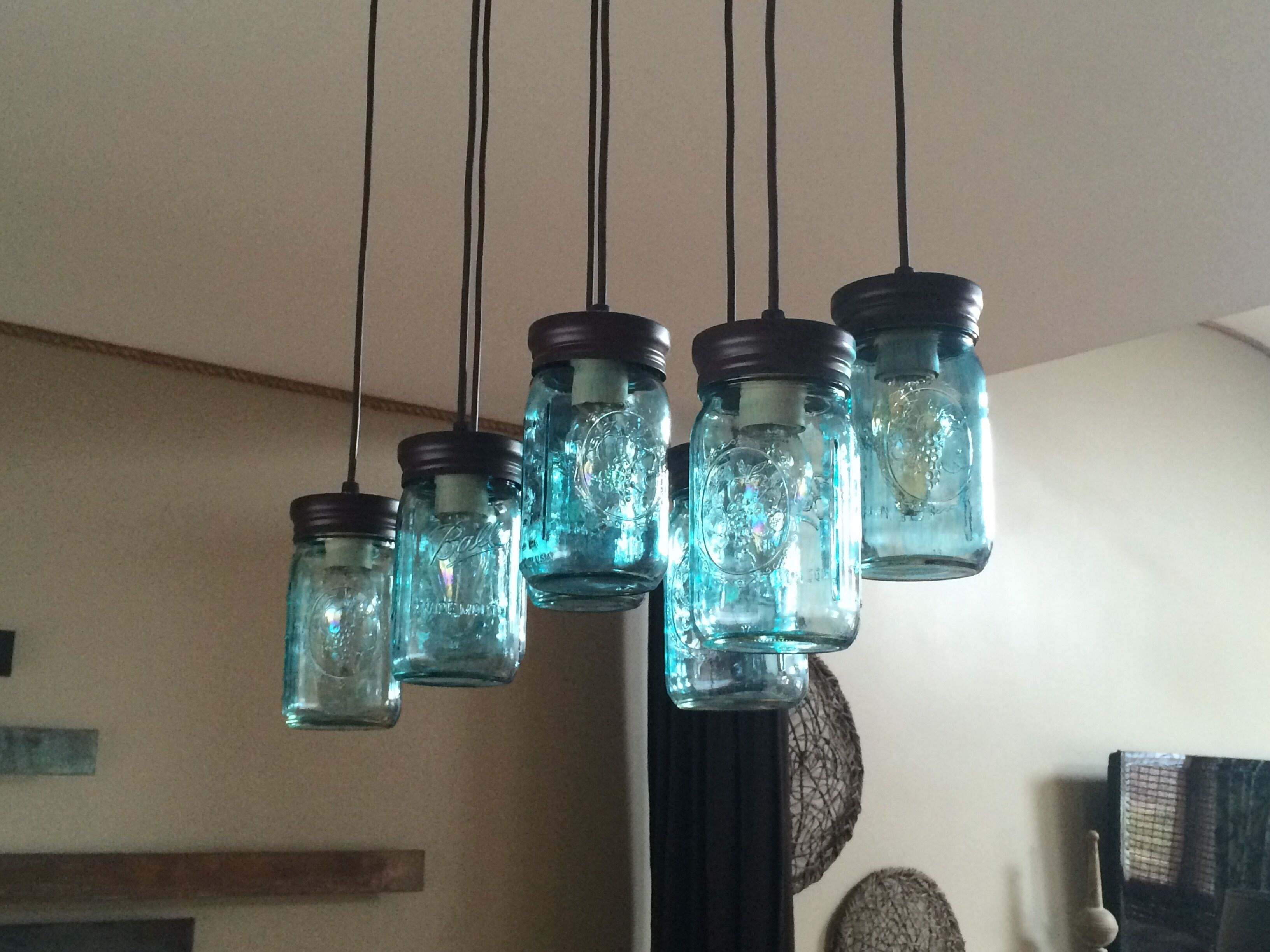 A strange thing has been happening in my online shop: My largest hand  tinted Ball mason jars have been flying out the door. Especially the larger  quantities ...