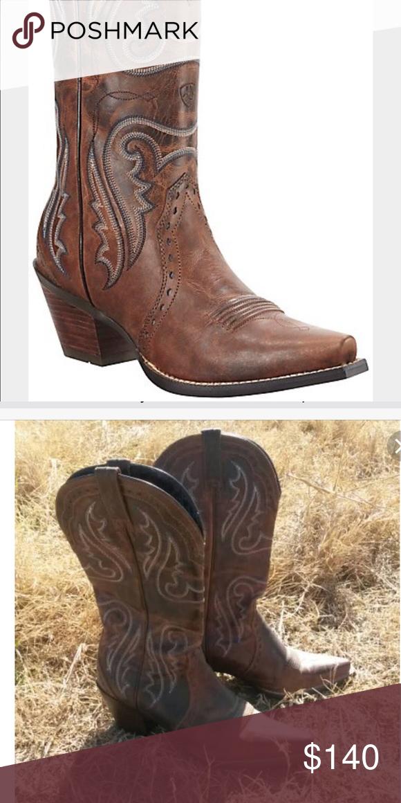 Cowboy Boots Black