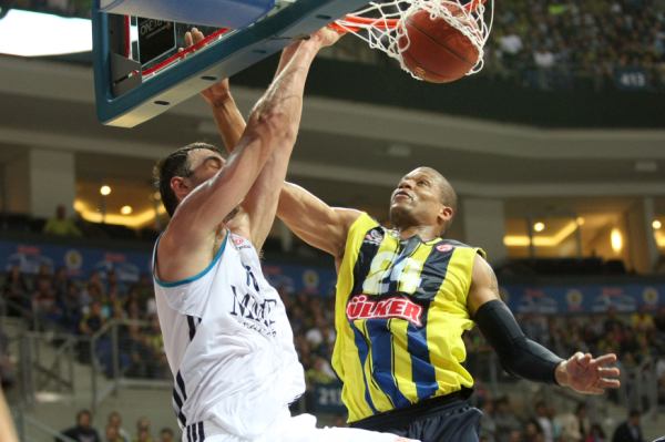 Fenerbahce Vs Real Madrid Live Streaming Euroleague Online Real Madrid Sports Arena Madrid
