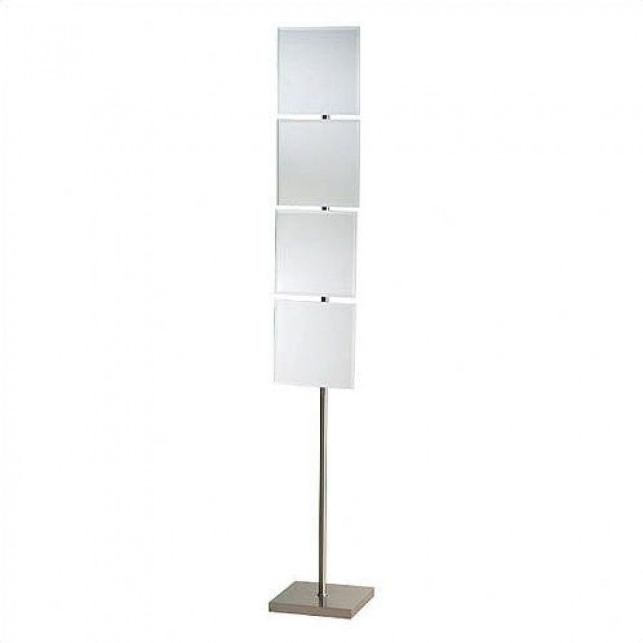 Adesso Carnival Adjustable Floor Mirror - HX4871-22 | Floor mirrors ...