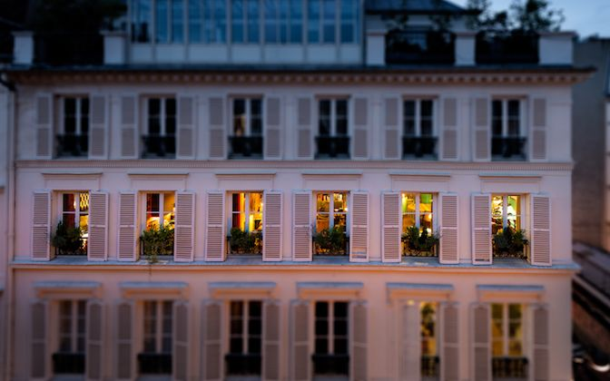 Les3chambres paris haussmannien appartement et louvre - Chambre d hotes region parisienne ...