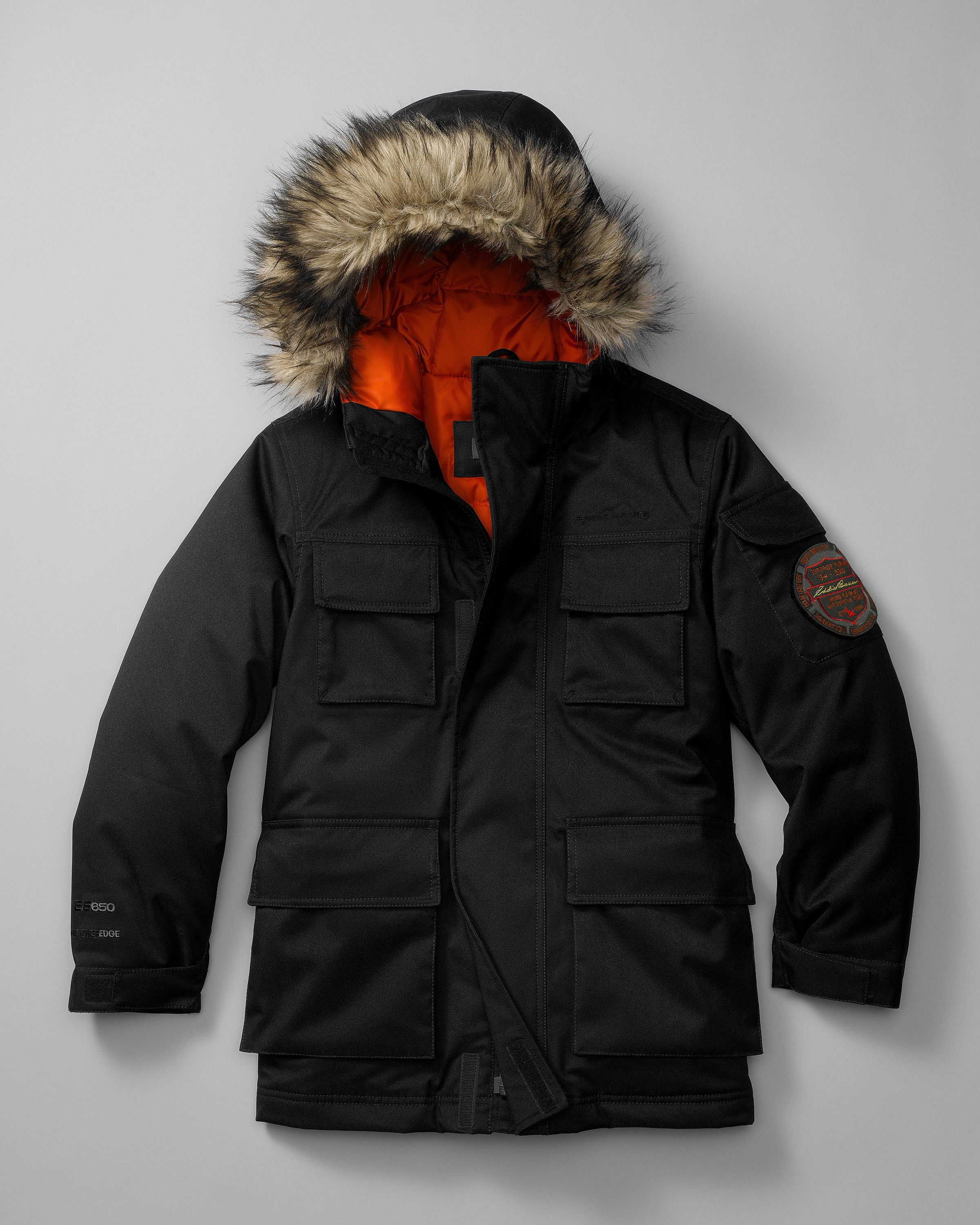 Boys Weatheredge 174 Superior Down Parka Eddie Bauer