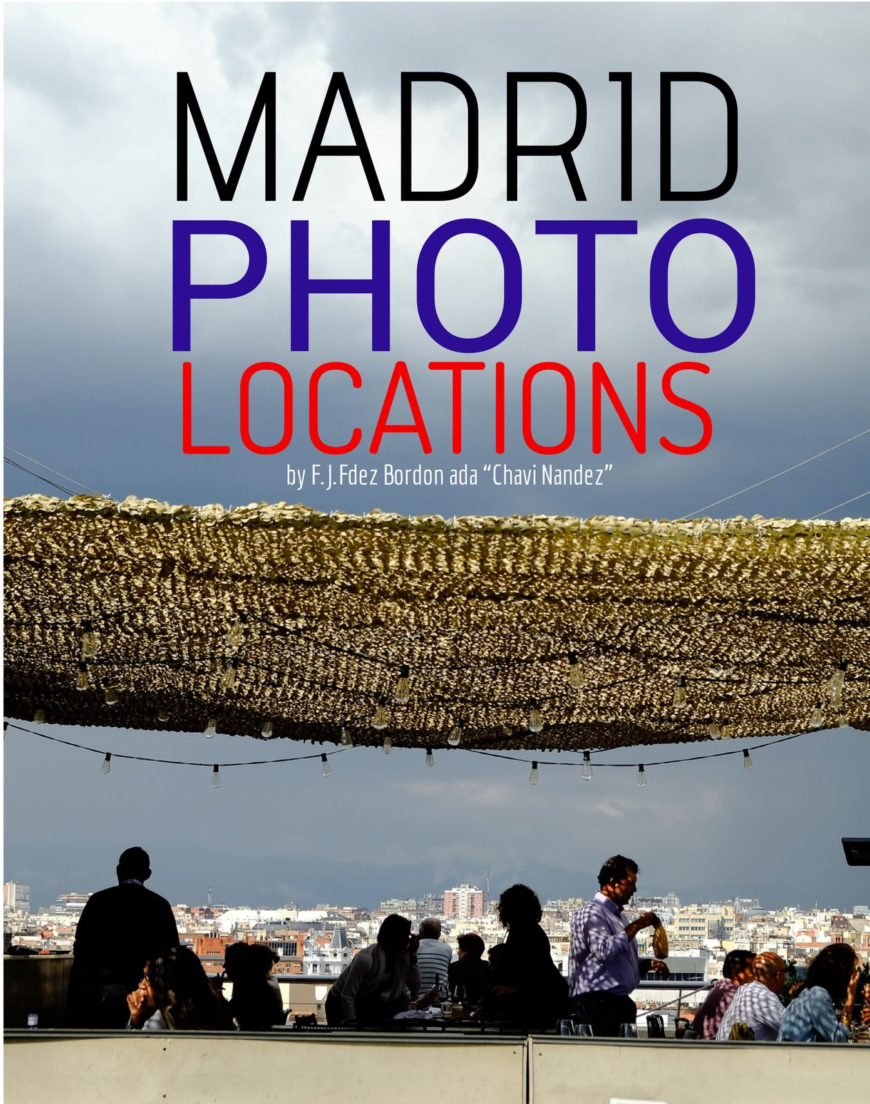 A nice collection of Madrid cityscape moments with architecture places, markets and singular views of Madrid lifestyle.