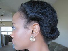 Natural Hairstyles For Job Interviews Inspiration Job Interview Hairstyles For Natural Hair  Google Search