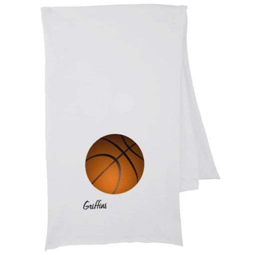 Cool for the whole team Basketball Name Sports Design American Apparel Sheer Jersey Scarf