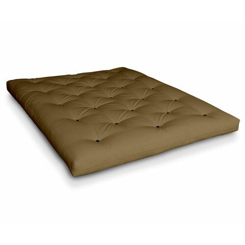 Photo of Boars Designs Cotton Futon Mattress Commonwealth | Wayfair.de