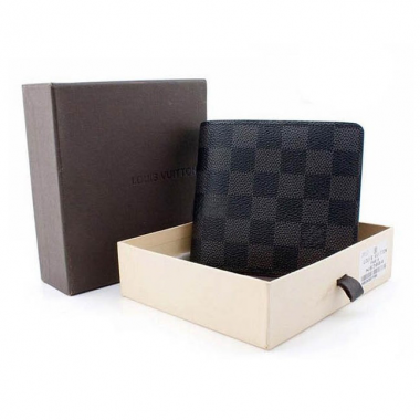 b9bb3faa0a76 Louis Vuitton Mens Wallets - LVHSN61720BLK European and American style  wallet this season LV Mens Series launch is the most popular one