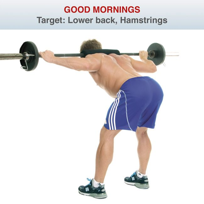 muscle building - Good Mornings - Craig Ramsays app - #muscle ...