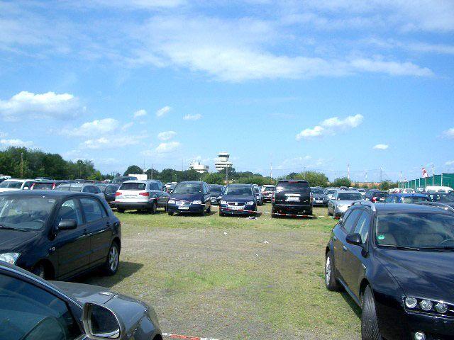 Parken Flughafen Tegel 8 Tage parken schon ab 29