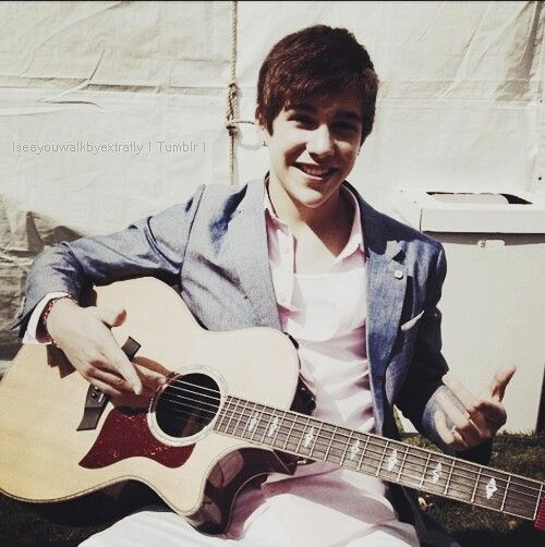 Austin At The White House Austin Mahone Austin Austin Mohone