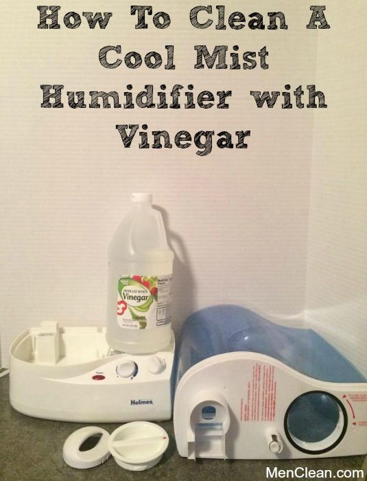 How To Clean Humidifier With Vinegar Smart Tips And Household