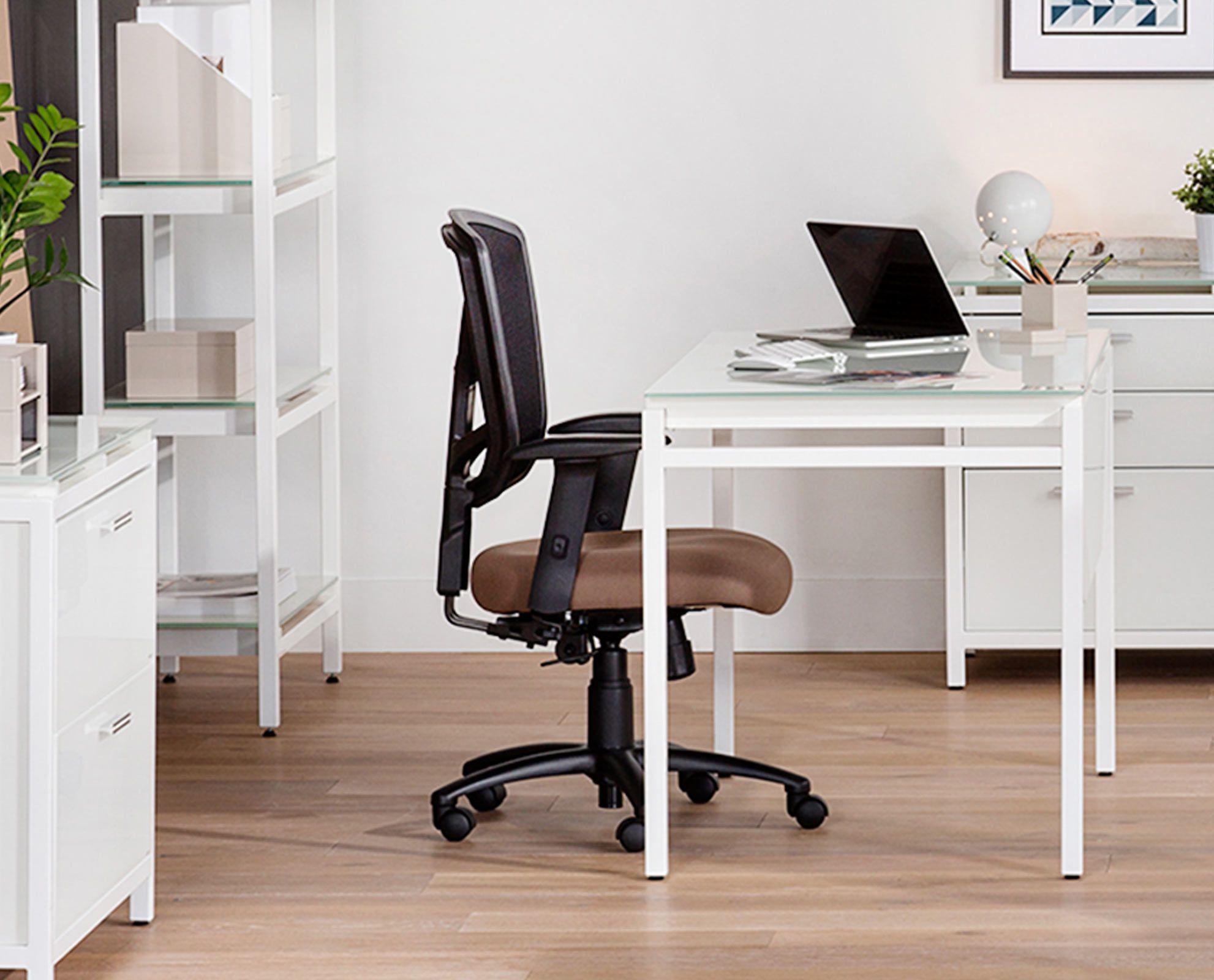 Scandinavian Designs Choose The Nova Small Desk To Brighten And