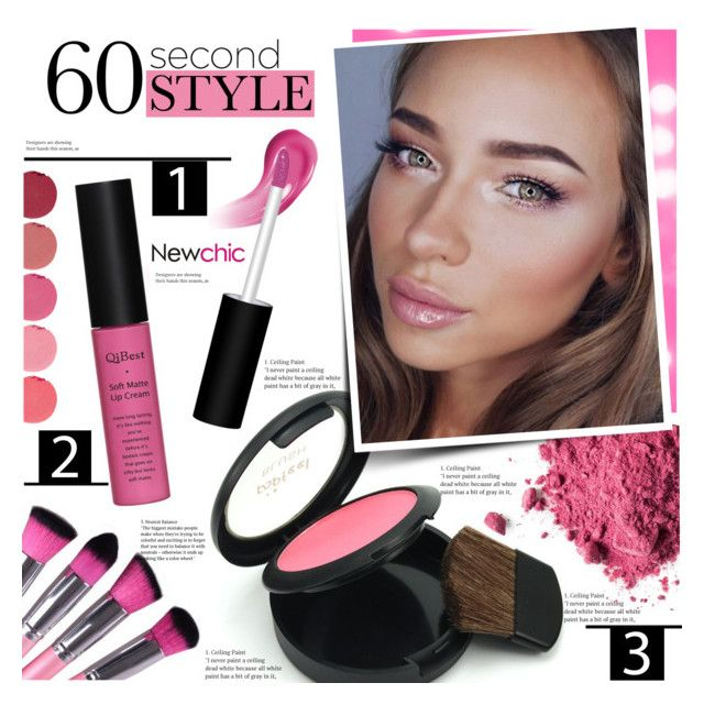 """Newchic style - Beauty"" by mymilla ❤ liked on Polyvore featuring beauty and Kjaer Weis"