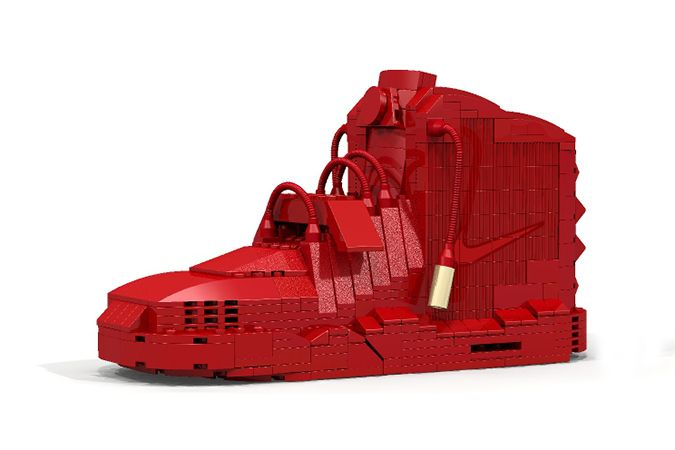 nike air yeezy 2 red october price
