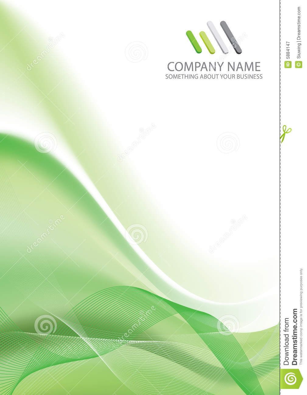 presentation cover sheet template