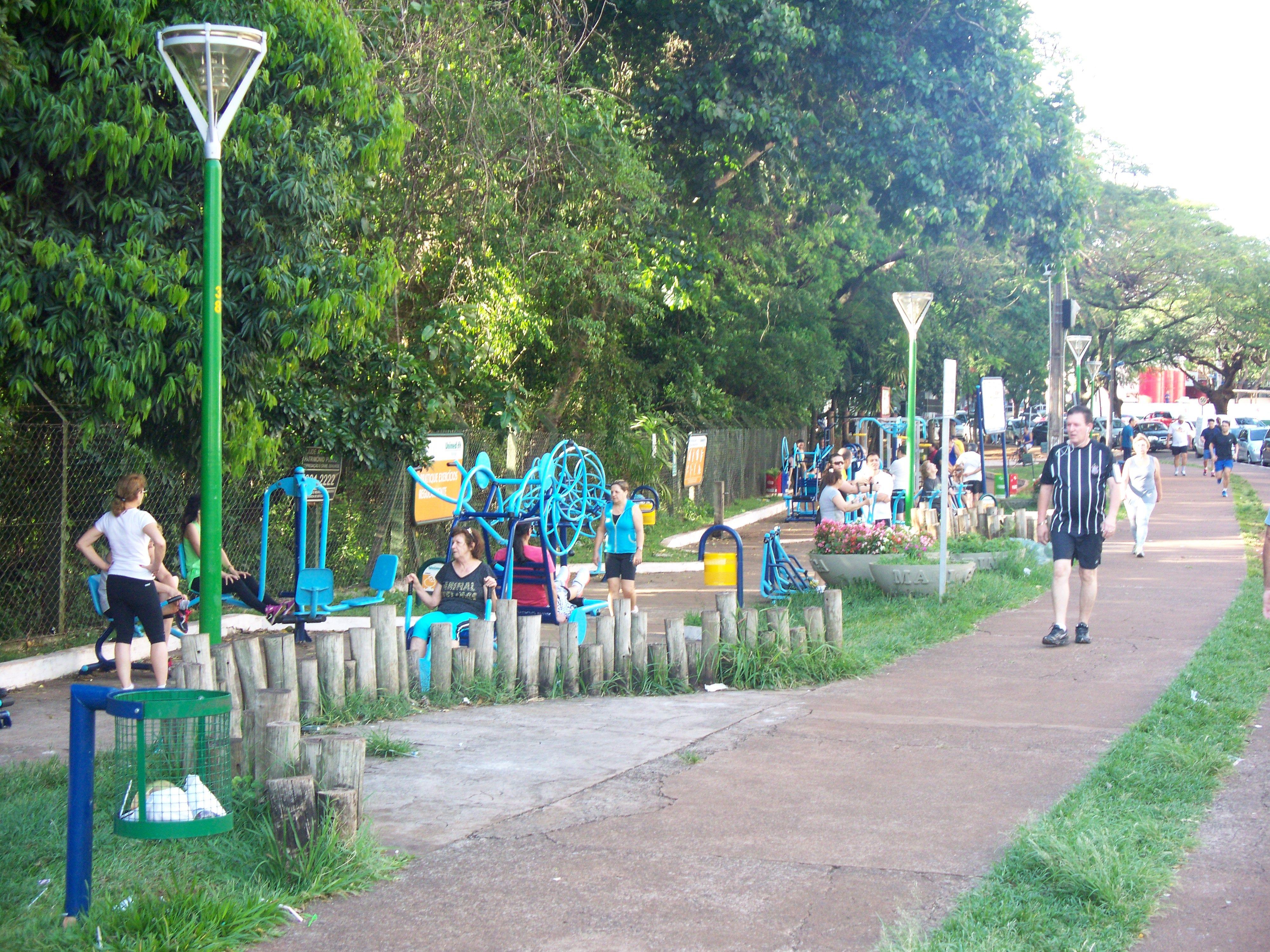 Academia Terceira Idade Parque Do Inga Maringa Pr Atividades