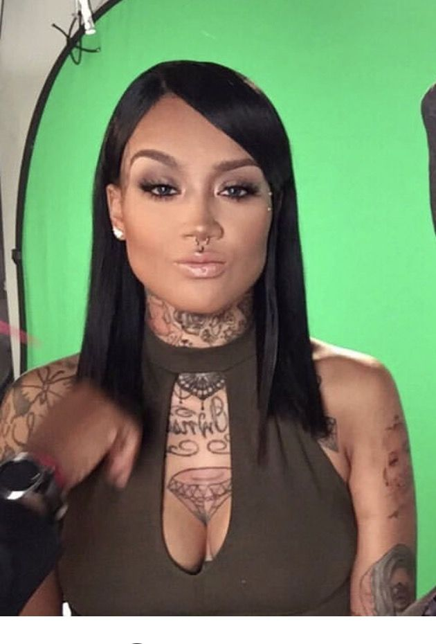 Donna Black Ink Crew With Black Hair RARE! Beautiful