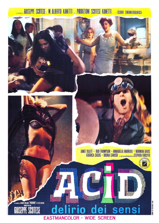 Acid - delirio dei sensi (1968)