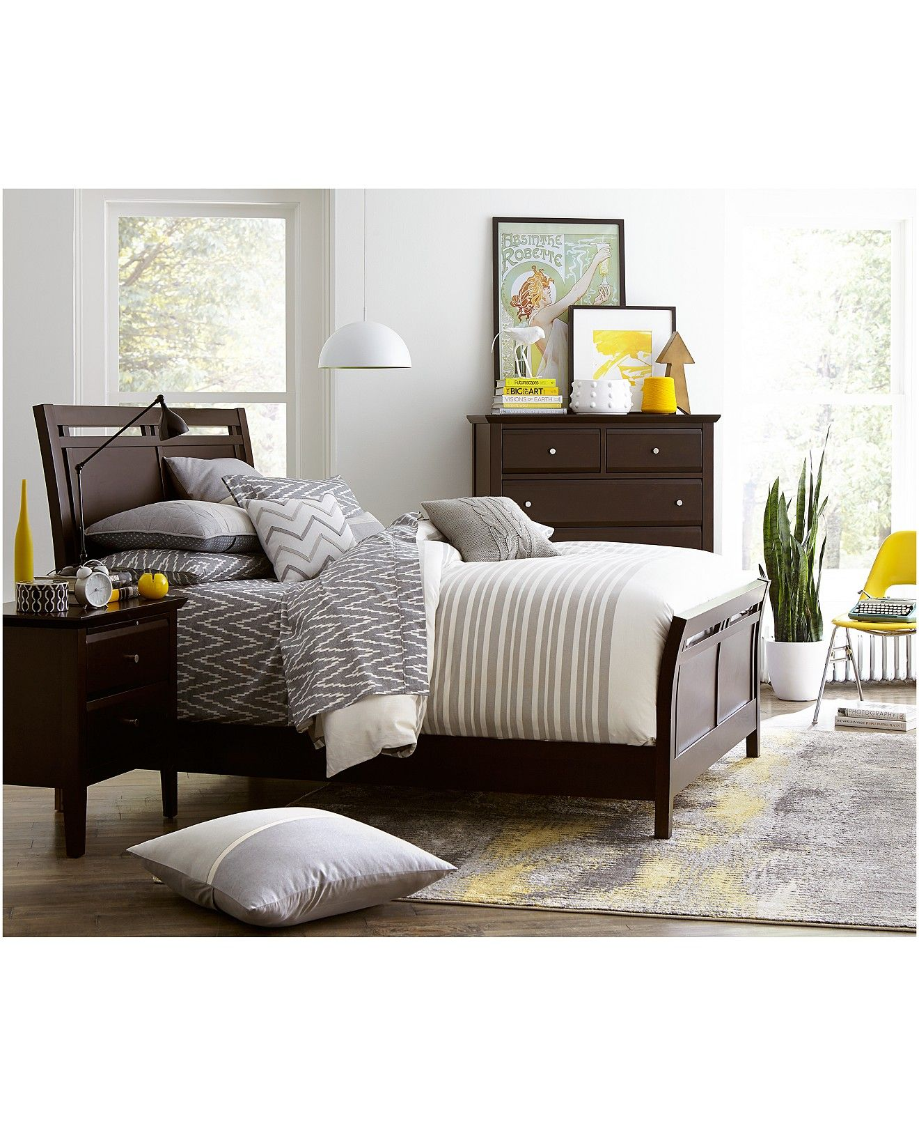 Edgewater Bedroom Furniture Collection - Furniture - Macy\'s ...