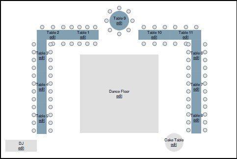 Explore Seating Chart Wedding Chartore