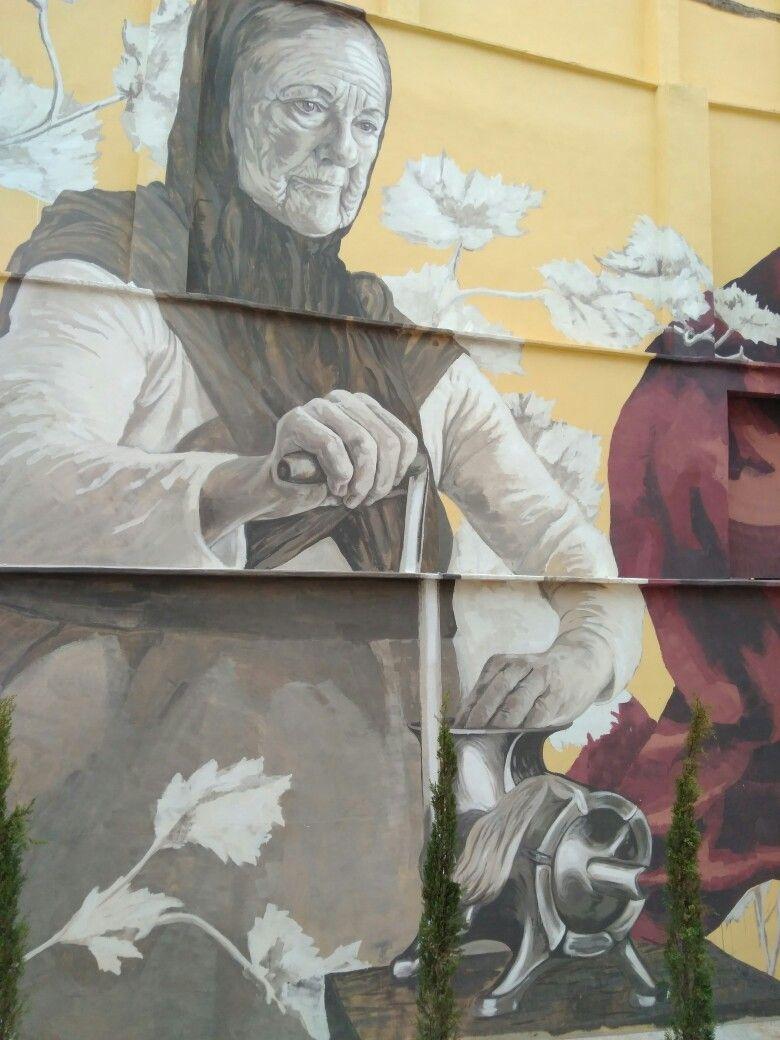 Street Art Requena Valencia Urban Art Arte Urbano Pinterest  # Muebles Requena Requena