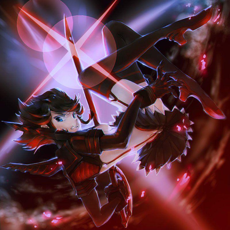 Kill La Kill Ryuko 4 by magnamon2099.deviantart.com on @deviantART ...