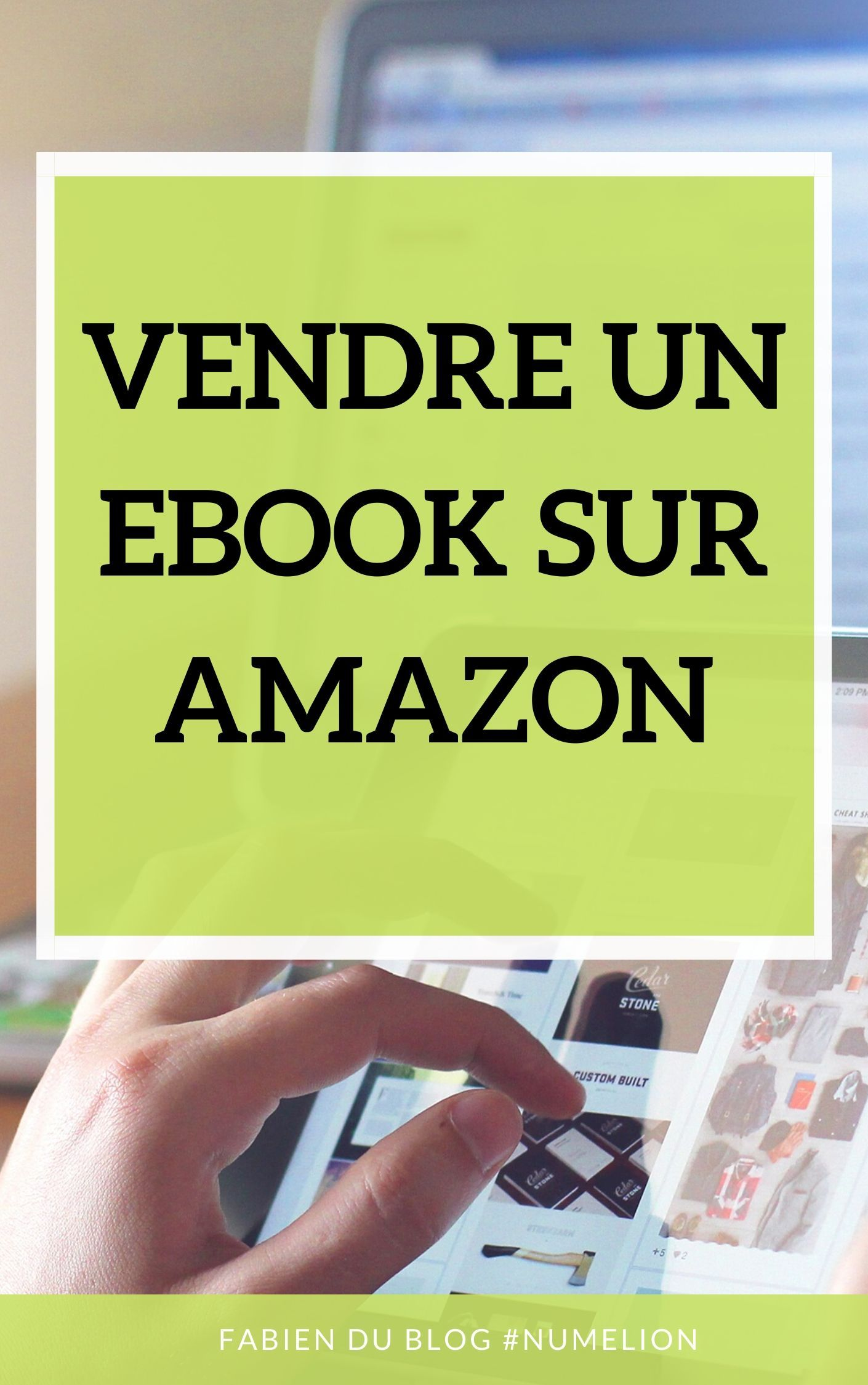 Vendre Ses Livres Sur Amazon : vendre, livres, amazon, Comment, Vendre, Ebook, Livre, Numérique, Amazon, Numérique,, Vendre,, Coaching