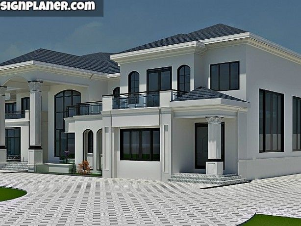 Attractive DESIGNED HOME PLANS