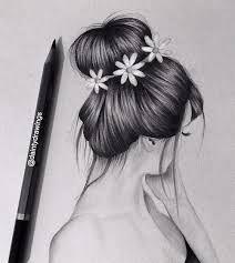 תוצאת תמונה עבור ציורים יפים  girl drawing eye drawing