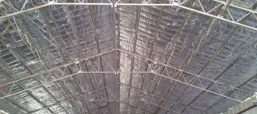 Underdeck Insulation Is An Ideal Thermal Insulation Paper To Prevents Heat From Escaping Or Block Radiant Thermal Insulation Under Decks Insulation Materials