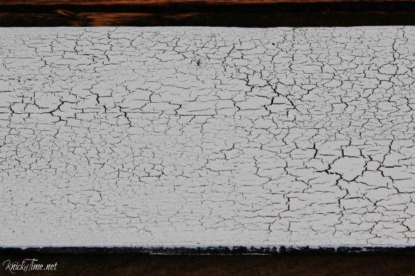 Crackled Paint Product Review Valspar Crackle Glaze Crackle Painting Wall Painting Techniques Crackle Furniture
