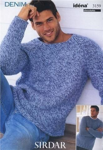 Mens casual knitted wool sweater | Flickr - Photo Sharing!