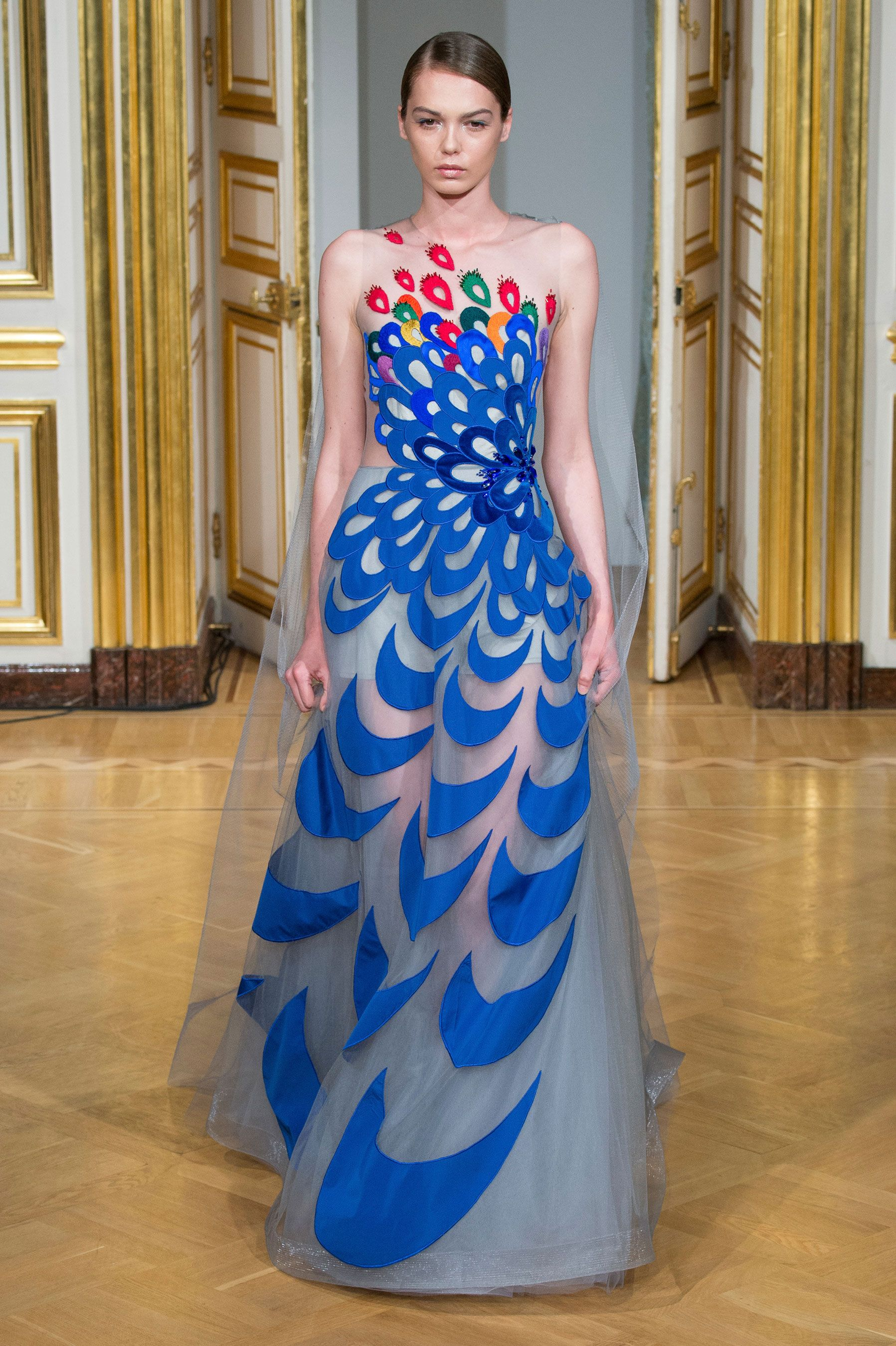 Yanina Couture | Couture Fall 2016