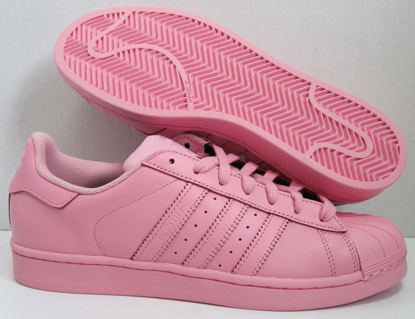 cac375dbd9039 ADIDAS PHARRELL WILLIAM SUPERCOLOR LIGHT PINK S41829  159