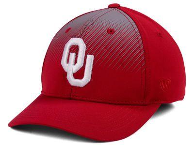 pretty nice 8b029 83b4c Oklahoma Sooners Top of the World NCAA Fallin Stretch Cap. Oklahoma Sooners  Top of the World NCAA Fallin Stretch Cap Clothing Logo, Boomer Sooner,