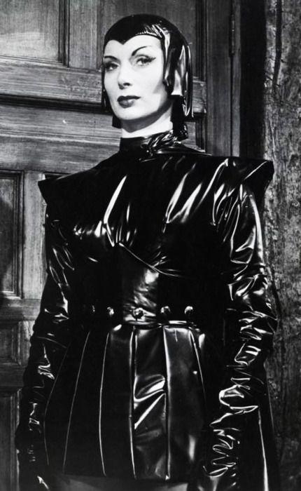Patricia Laffan - Devil Girl from Mars (1954) | Michael's ... Patricia Laffan Images
