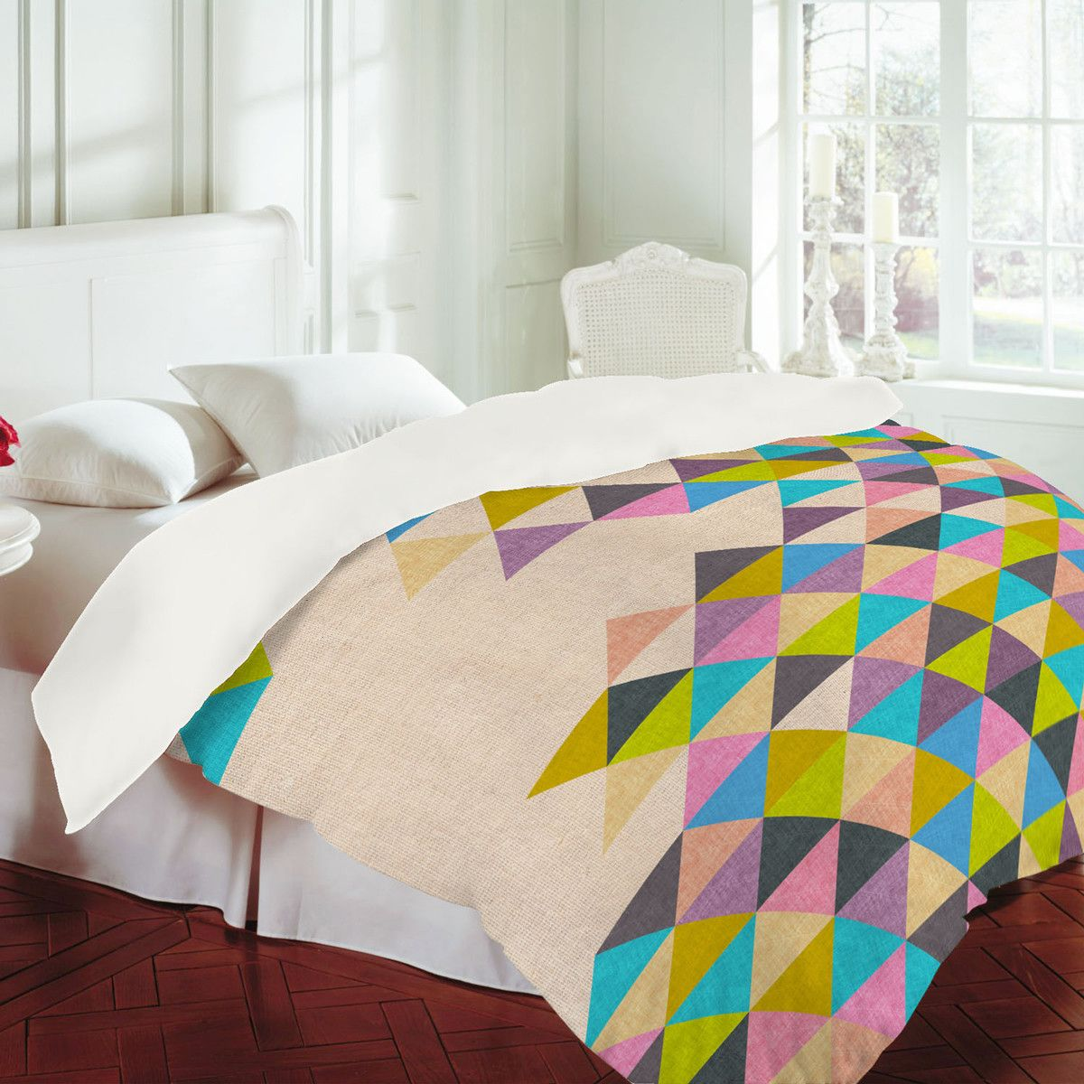 Incomplete Duvet Cover Queen By Bianca Green Deny Designs