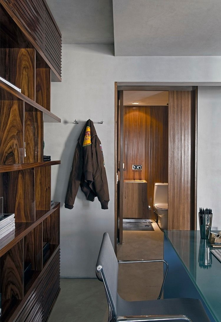 Real parque loft by diego revollo arquitetura