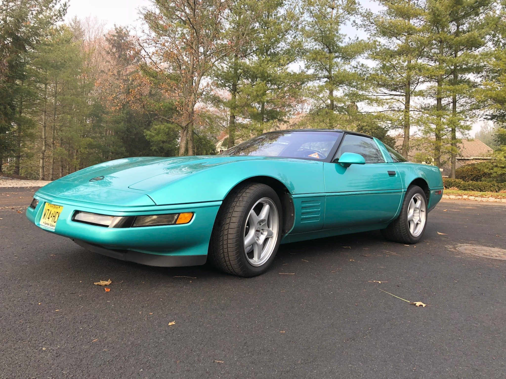 Bid for the chance to own a 26K Mile 1991 Chevrolet Corvette ZR 1 at