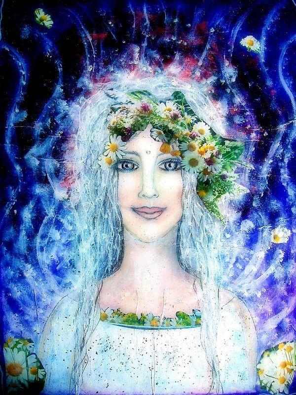 Nalah - priestess of Avalon