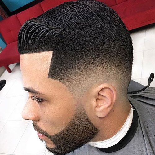 Bald Fade Haircut Mexican
