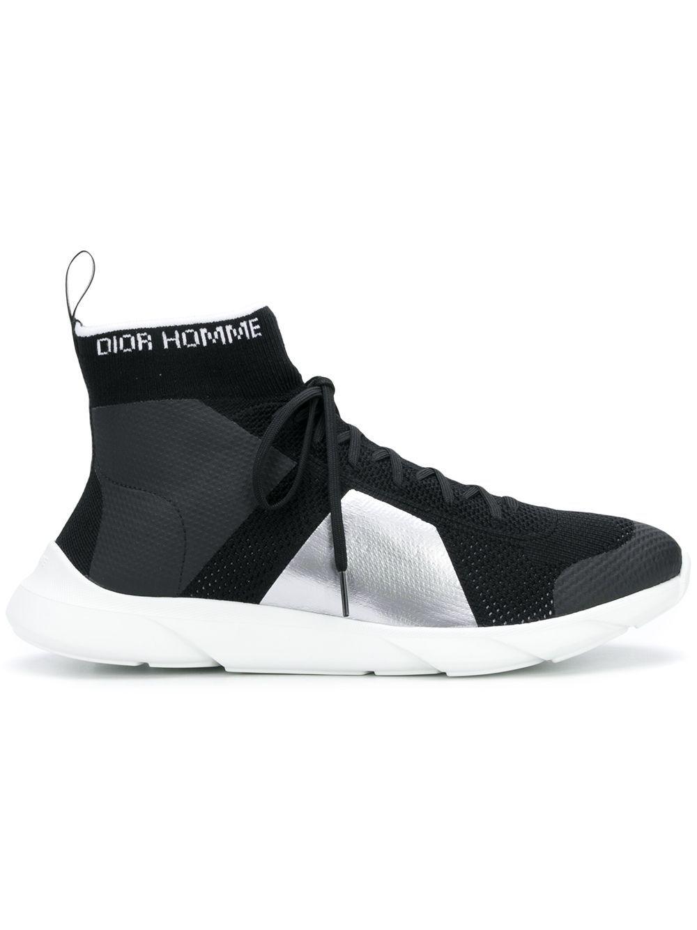 DIOR HOMME 绑带运动鞋. #diorhomme