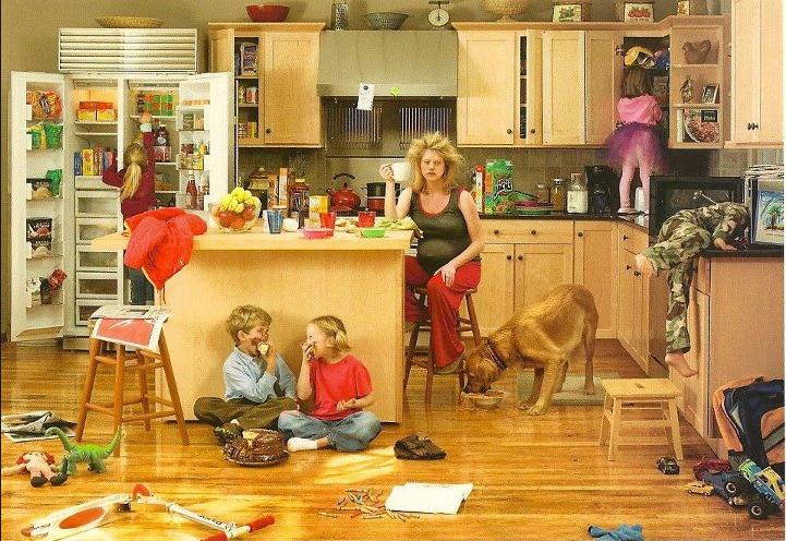The Unappreciated Housewife - Humor |