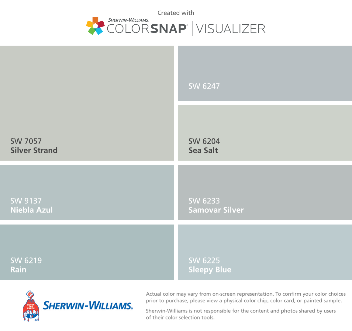 Sherwin Williams Silver Paint Gray Paint Colors For Every Room Of The House From Charcoal Grays