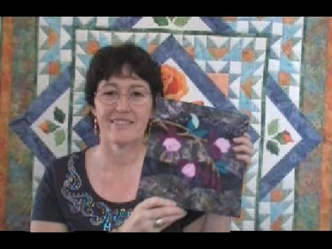 Free Online Quilting/Sewing class at the Academy of Quilting