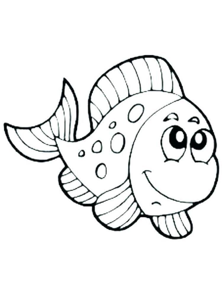 Les Poissons De L Aquarium De Coloriage Page Ci Dessous Est Une Collection De Poissons A Colo Fish Coloring Page Fish Drawing For Kids Coloring Pages For Kids