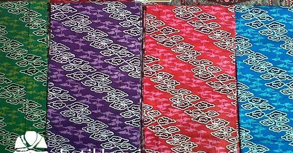 Kain Batik Printing Mega Mendung KP 10 | jual batik murah ...