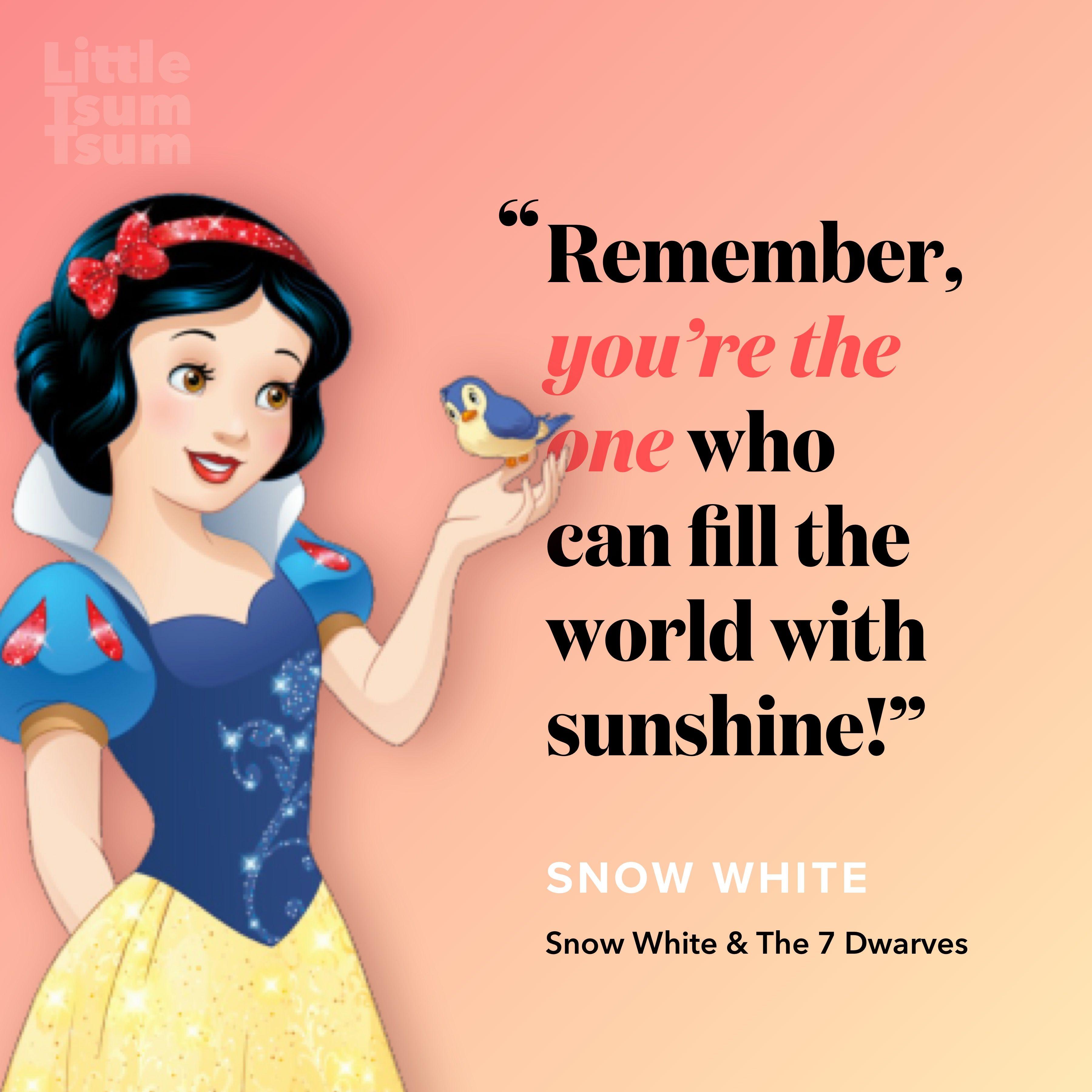 Disney Quotes snowwhite